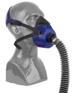 Schlauchhalbmaske