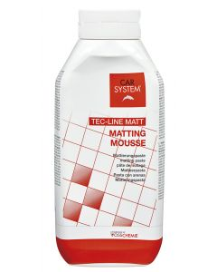 Tec Line Matt Matting Mousse