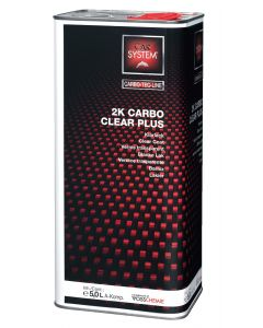 2K Carbo Clear Plus - Carbon Klarlack
