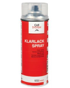 Klarlack-Spray Lackspray - klar