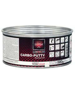 Carbo Putty Polyester Carbonspachtel