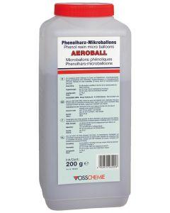 Aeroball-Leichfüllstoff