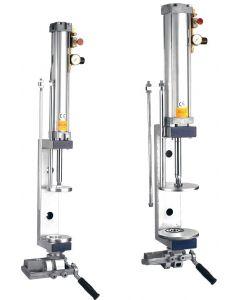 Dispenser Spachteldosiergerät - pneumatisch