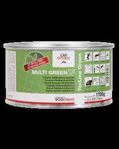 Multi Green SF styrolfreier Polyester-Multifunktionsspachtel