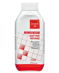 Tec Line Matt Matting Mousse Mattierungspaste