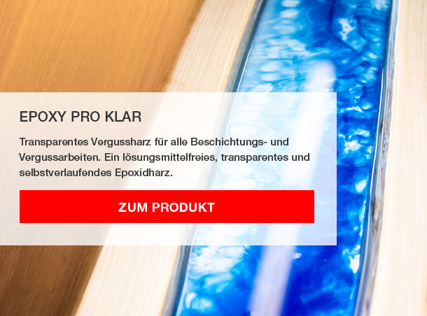Epoxy Pro klar River table
