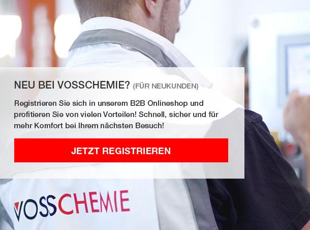 Registrieren bei Vosschemie GmbH